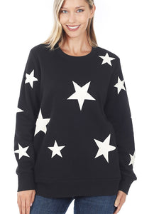 In The Stars | Sweatshirt | Black