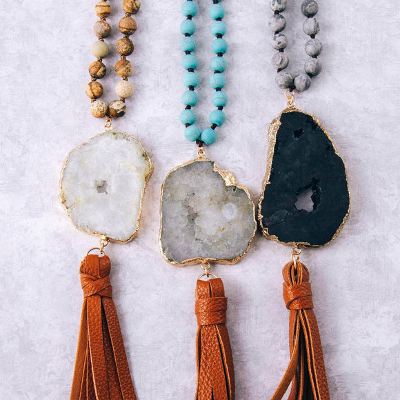 Esther Druzy Necklace