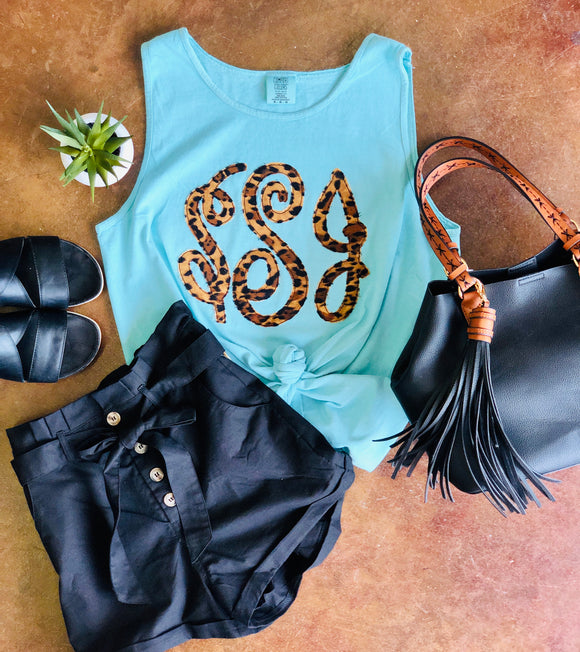 Wildside Monogram Tank