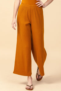 Cinnamon Wide Leg Pants