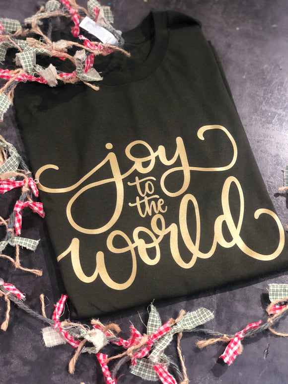 Joy To The World | Graphic Tee