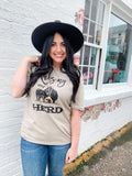 Raising My Herd | Graphic Tee