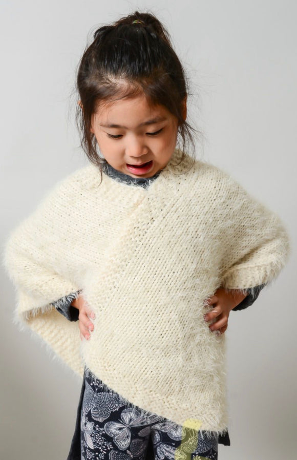 Ultra Soft kids Poncho