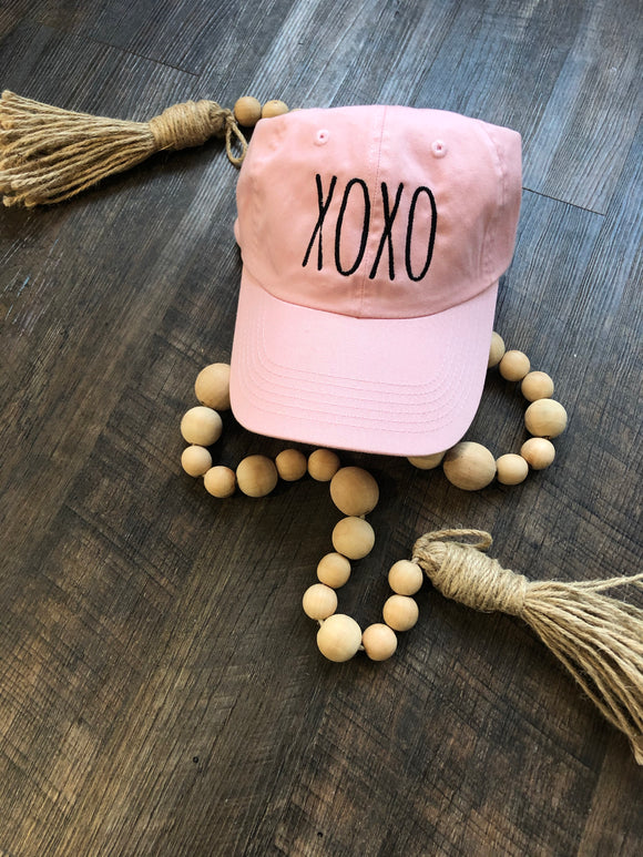 XOXO | Embroidered Hat