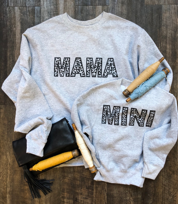 Mama | Mini | Sweatshirt