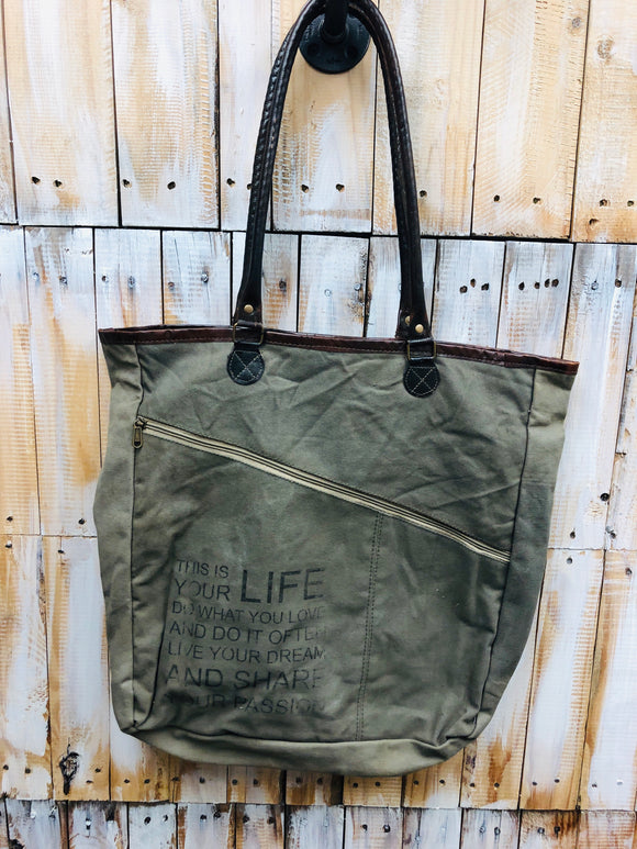 This Is Your Life Tote