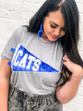 CATS Pennant Tee