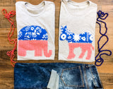 Democrat & Republican Tee