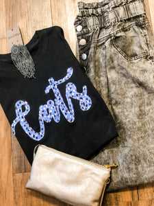 Cats Spotted L/S Tee