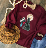 Wild Coyote Sweatshirt