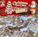 Christmas Tree Cake Air Freshener
