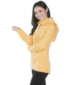 Women's Essex Hood & Cowl Tunic - Sunflower