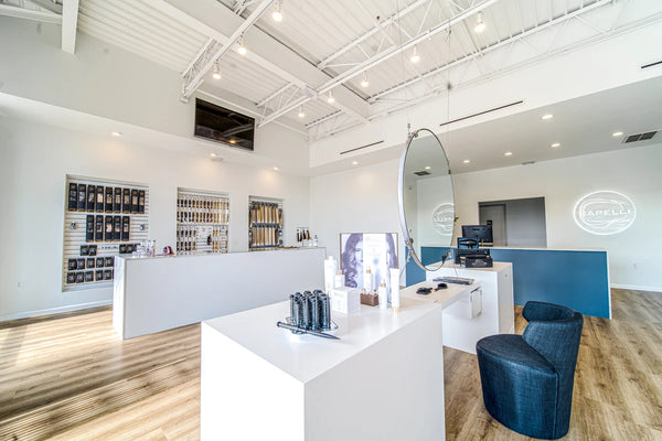 Capelli Opens Retail Store in the Heart of Houston
