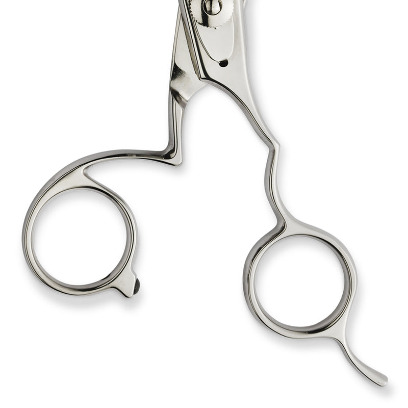"Leader Kiss 2001 5.5"" Thinner Scissor with 13 Teeth"