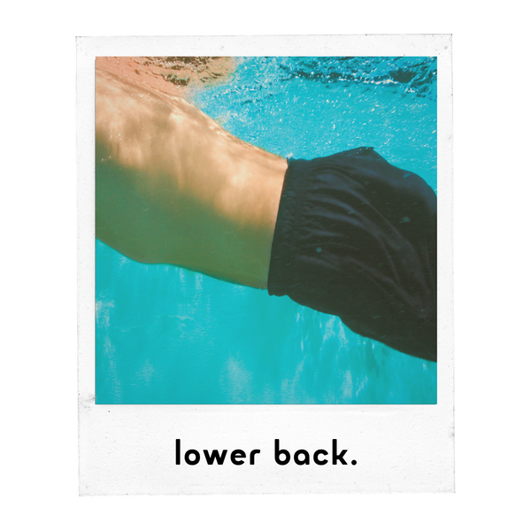 Lower Back Male