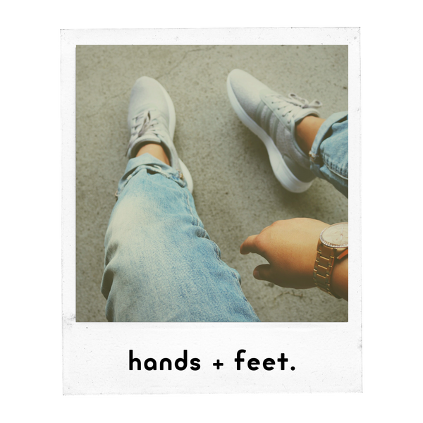 Hands & Feet Male