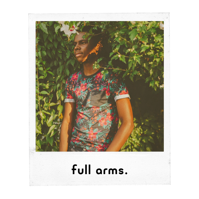 Full Arms Male