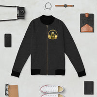 Podcast logo Bomber Jacket