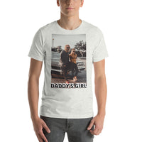 DADDY'S GIRL Short-Sleeve Unisex T-Shirt