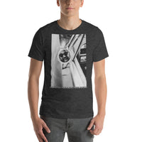 SUCCESS IS IN THE REAR VIEW MIRROR Short-Sleeve Unisex T-Shirt