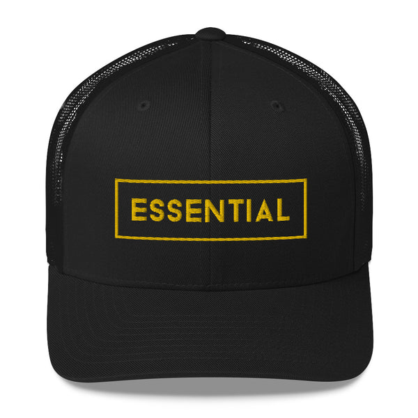 """ESSENTIAL"" Trucker Cap"