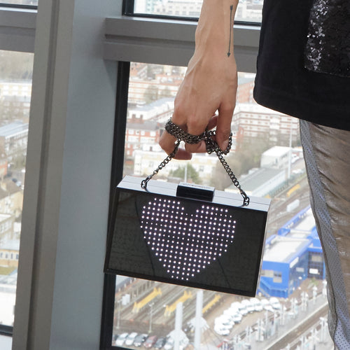 Black Mirror Handbag