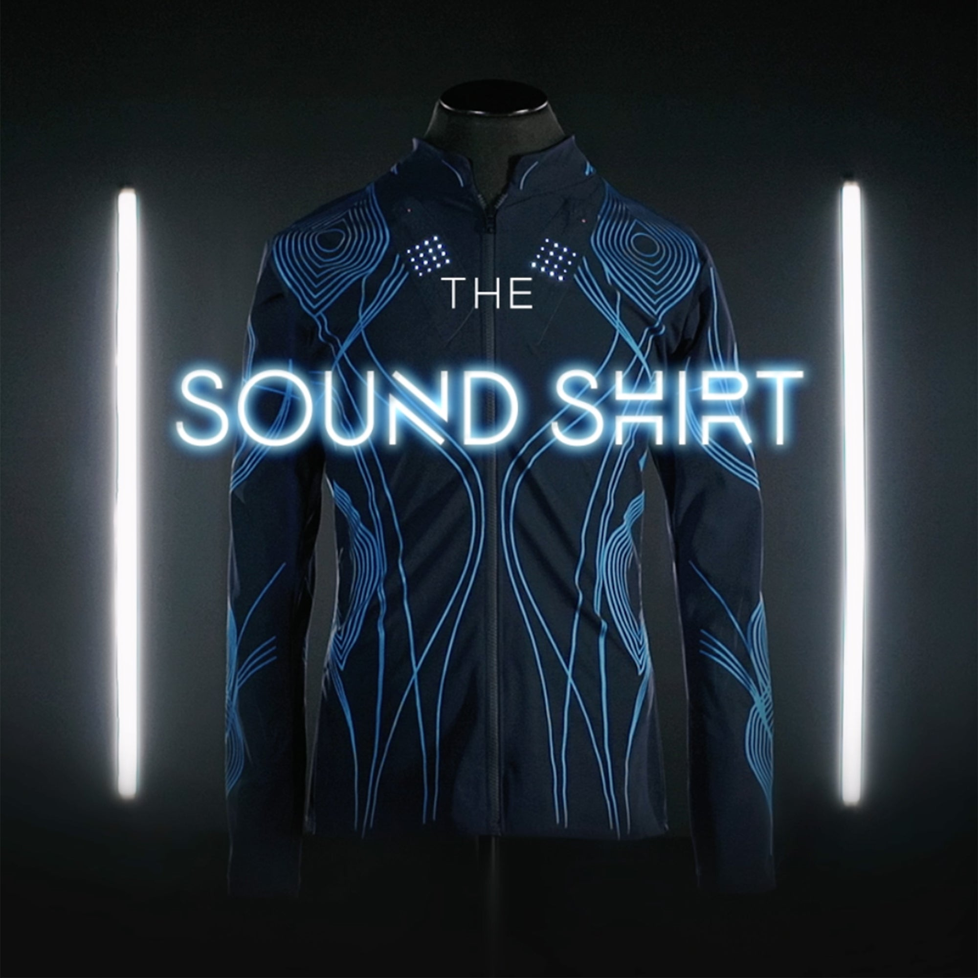 SoundShirt 2.0 (Museums PACKAGE)