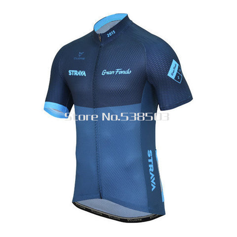 TINKKIC Men's Pro Summer Cycling Jersey