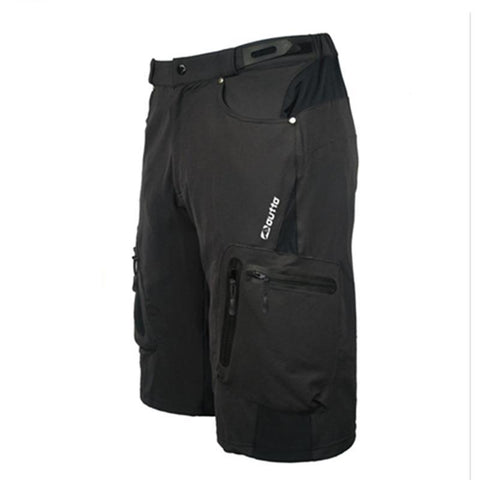 OUTTO Men's Loose Fit Cycling Shorts