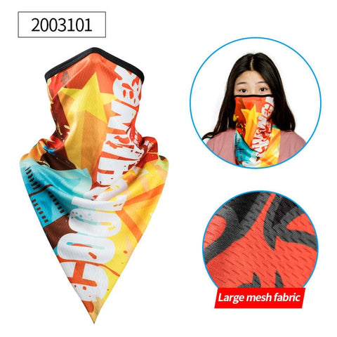 Image of CoolChange Triangular Sport Scarf