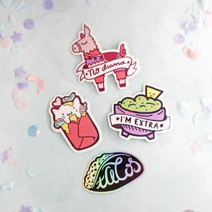 Taco 'Bout Stickers Pack
