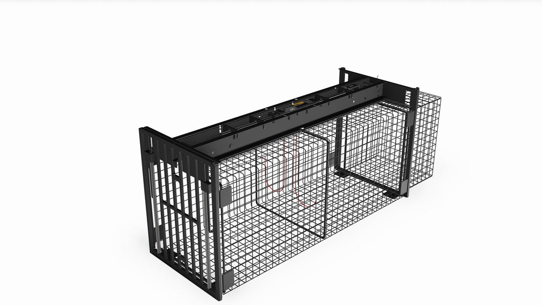 PRO 300 Double Guillotine Door Wire Cage Trap