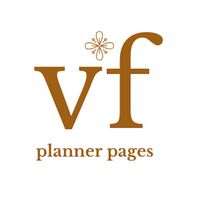 vf planner pages