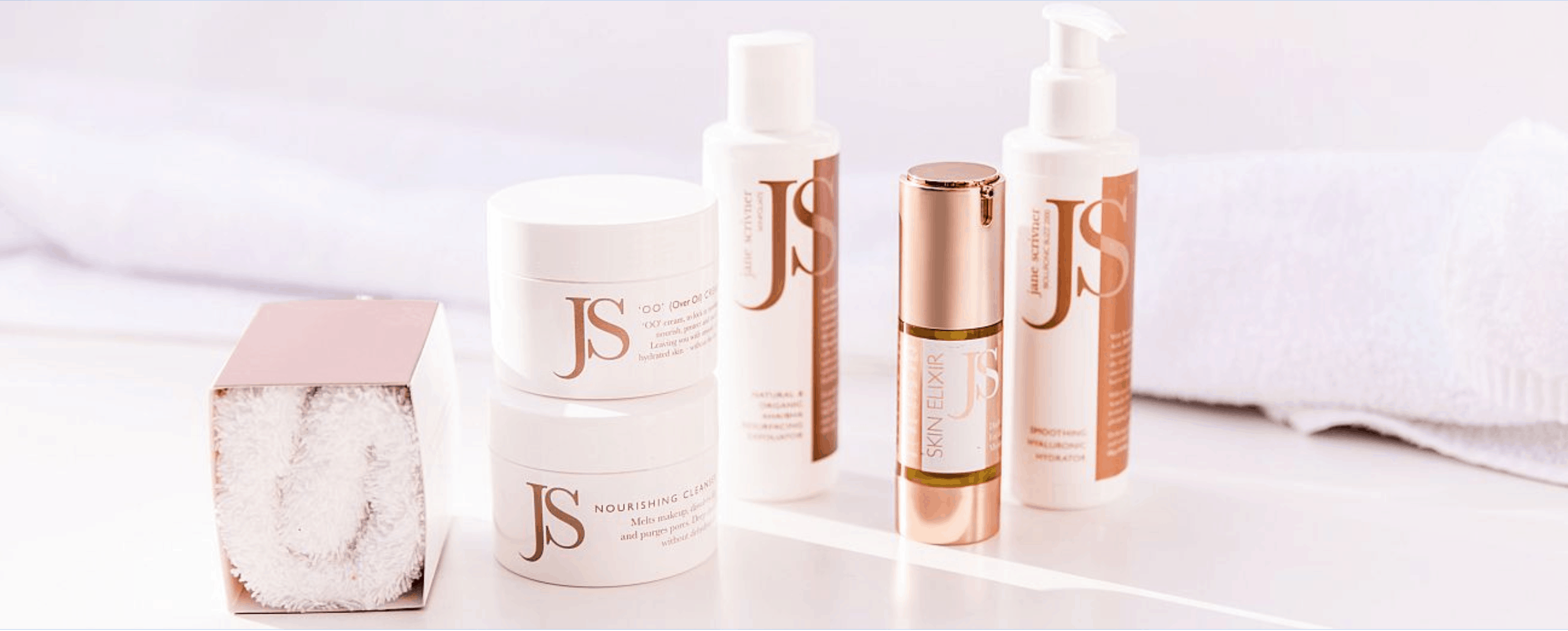 Q&A with skincare expert, Jane Scrivner