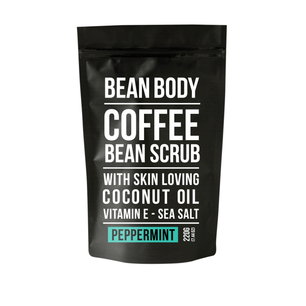 Coffee Scrub - Peppermint