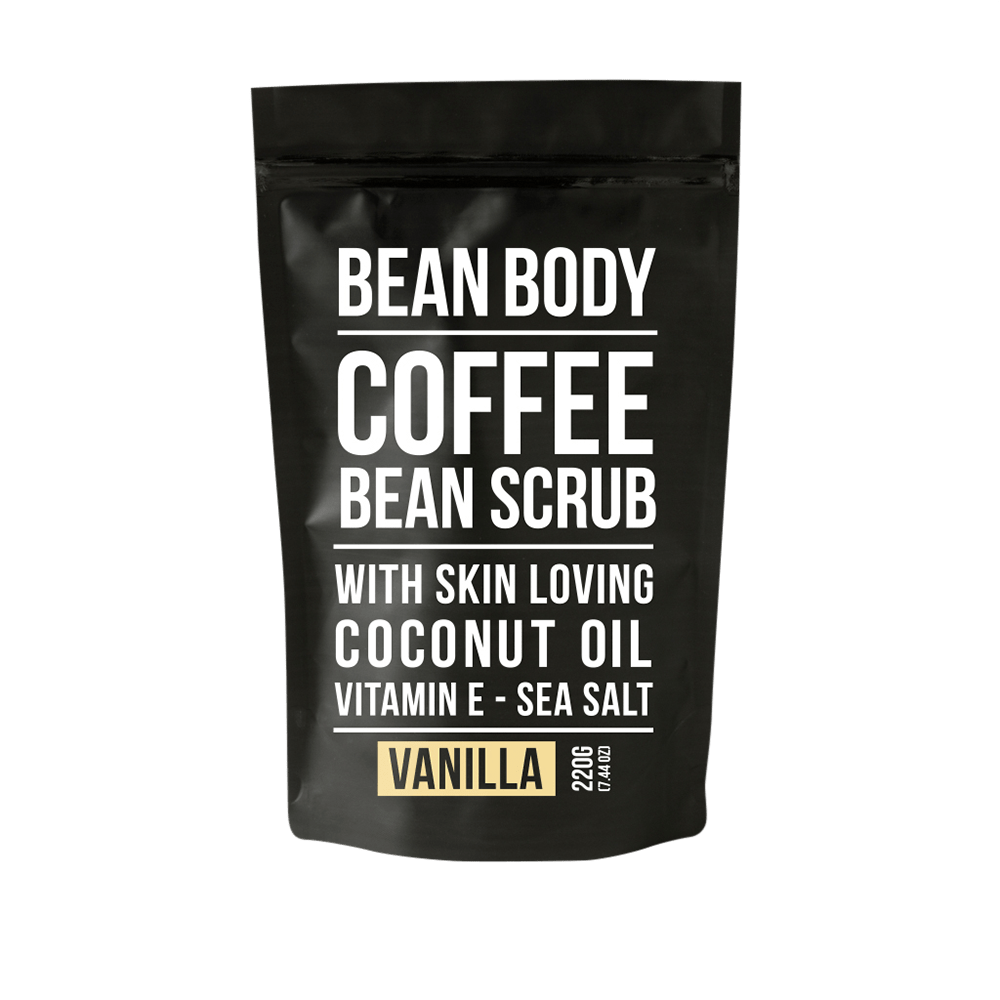 Coffee Scrub - Vanilla