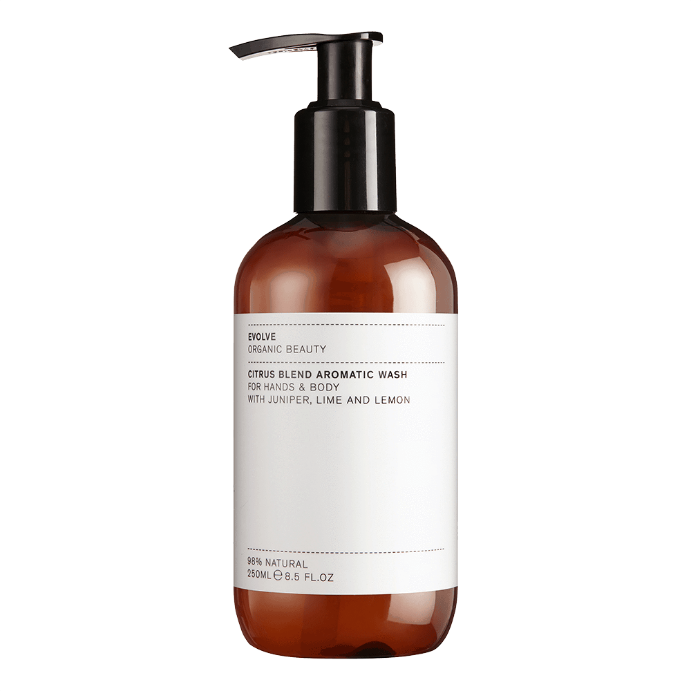 Citrus Blend Aromatic Body Wash