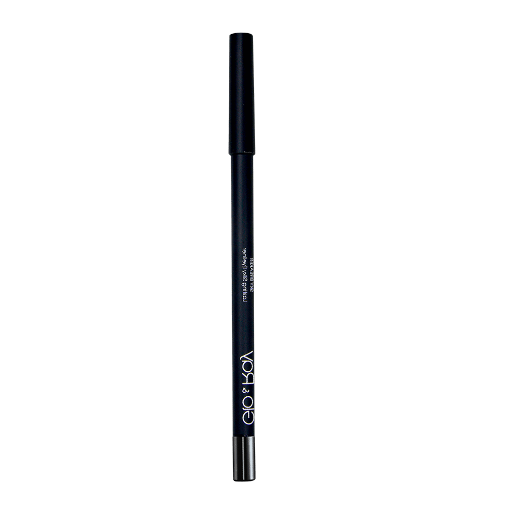Sky Breaker Lasting Silky Eye Liner - Midnight Black