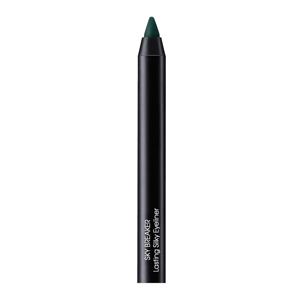Sky Breaker Lasting Silky Eye Liner - Forest Green