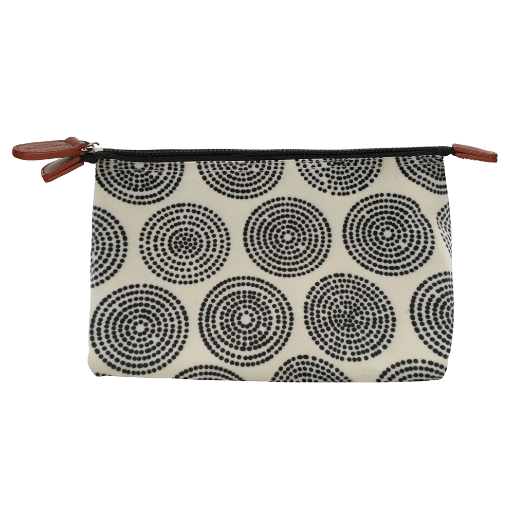 Makeup & Wash Bag by Heather Marten