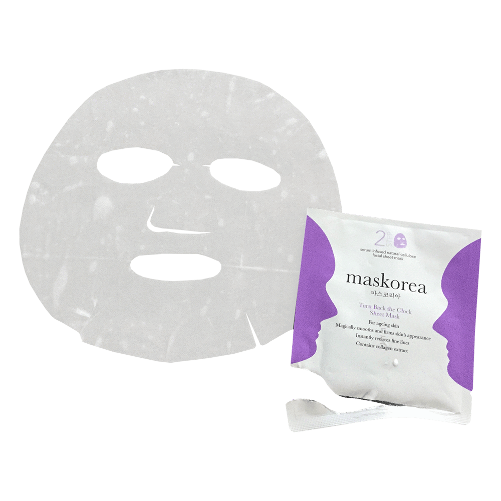 Turn Back The Clock Sheet Mask