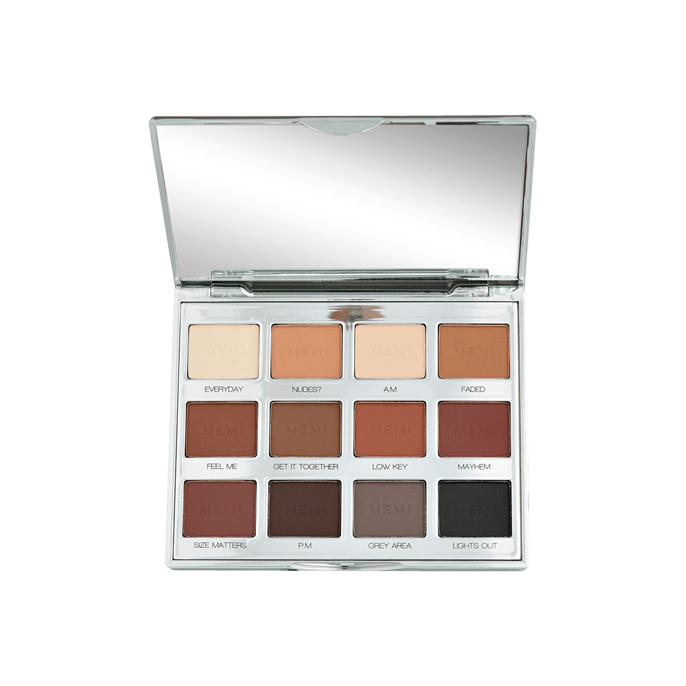 Eyeshadow - Matte Muse