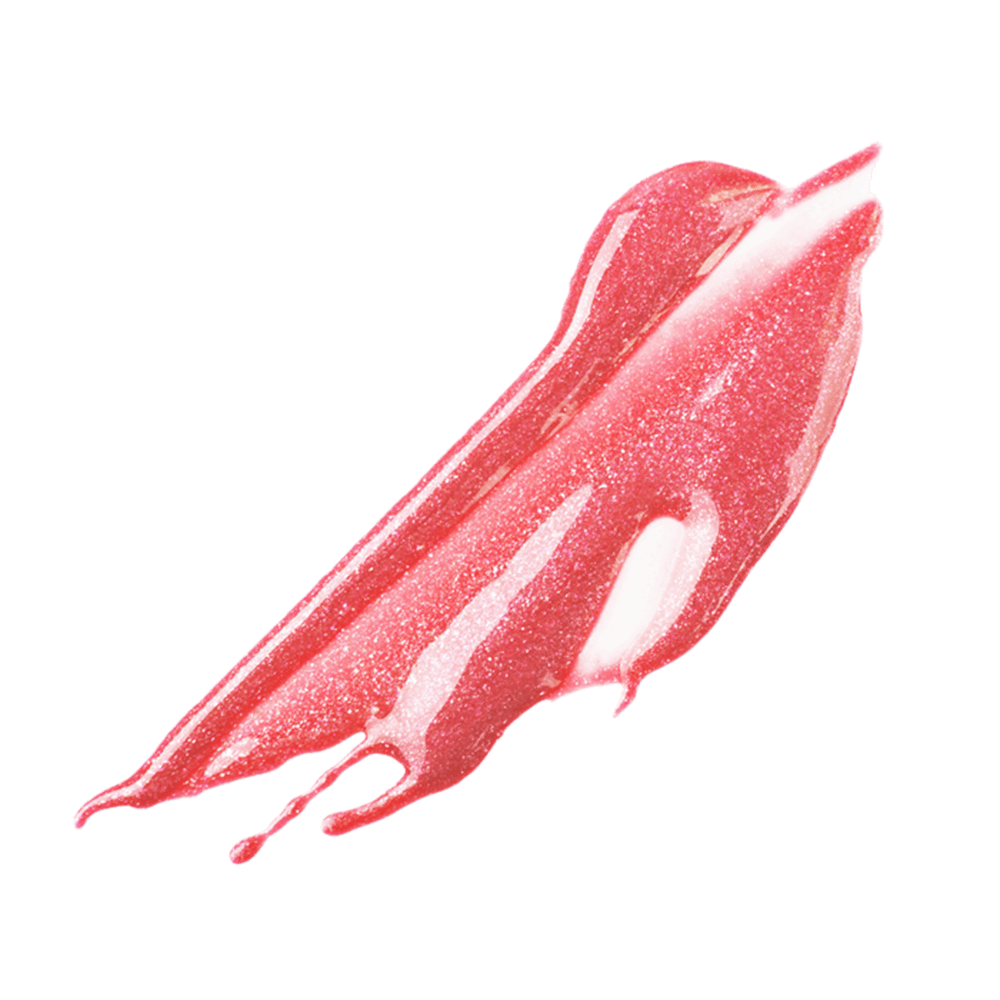 i-Gloss Light-Up Lip Gloss with mirror - Coral Candy