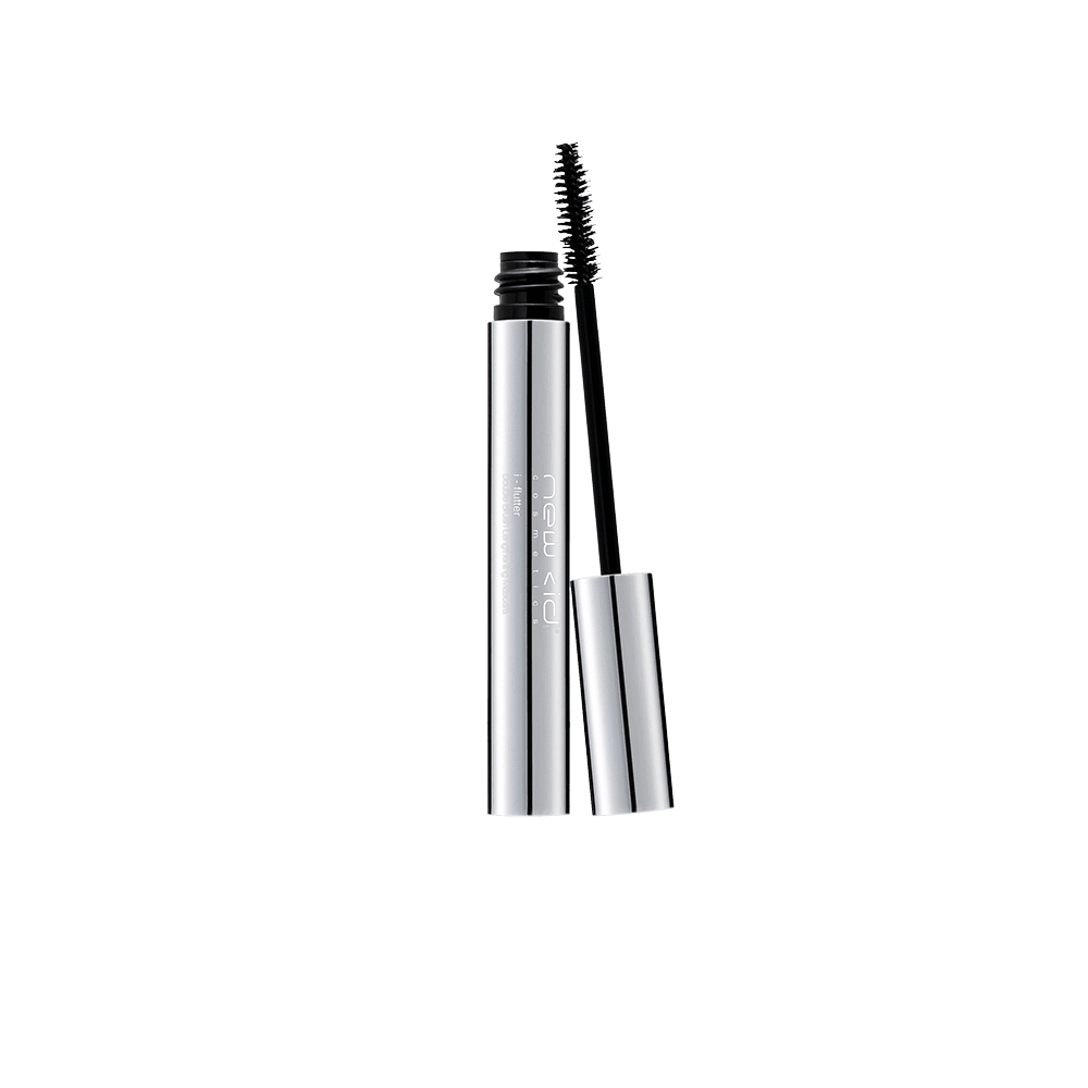 i-Flutter Double Brush Lengthening Mascara - Black