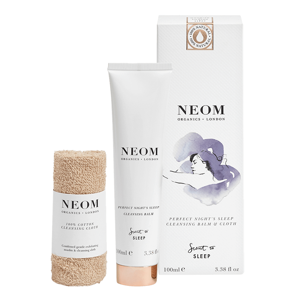 Perfect Nights Sleep Cleansing Balm & Cloth