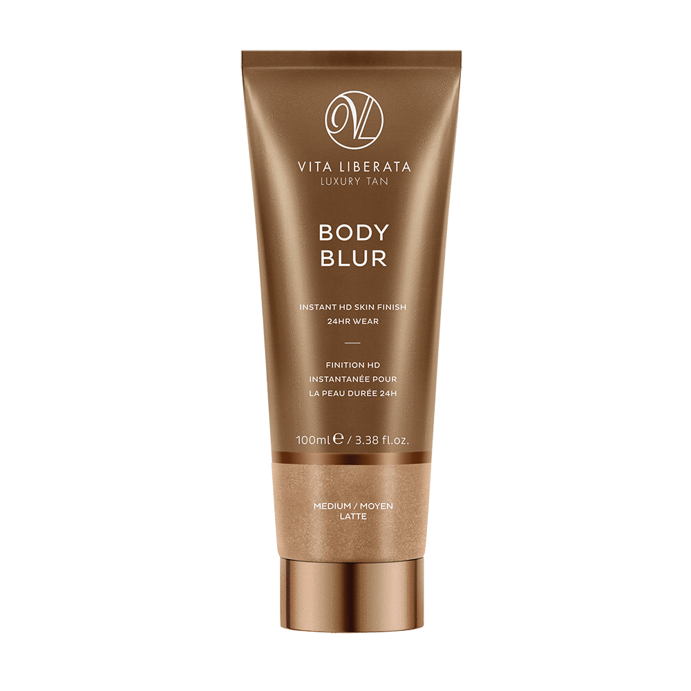 Body Blur Instant HD Skin Finish - Latte Medium