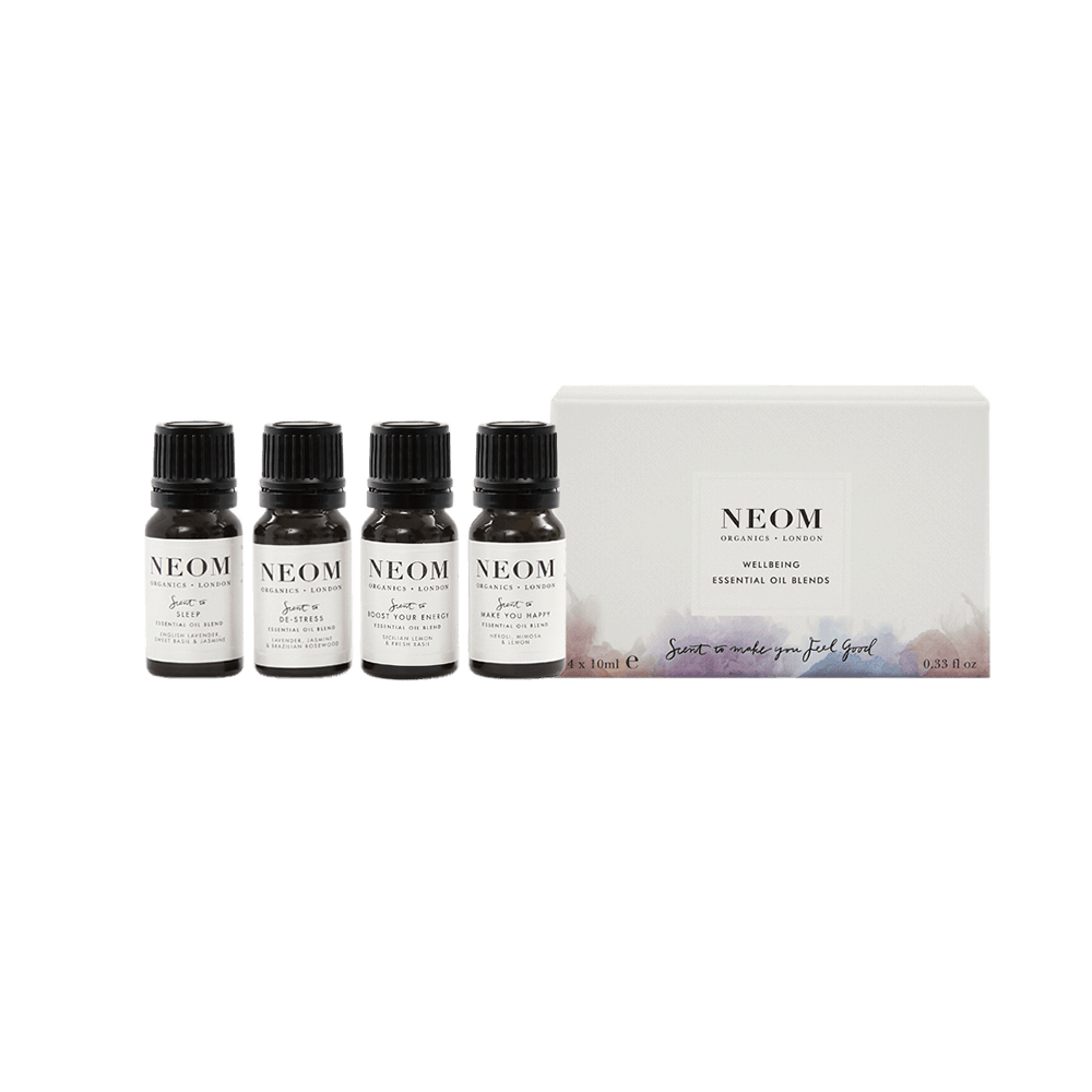 Wellbeing Essential Oil Set