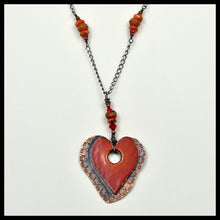 Heart of Kauai, Red Necklace