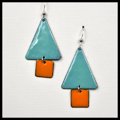 Mid Century Chic Earrings