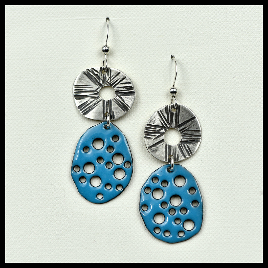 New Mexican Sun Earrings
